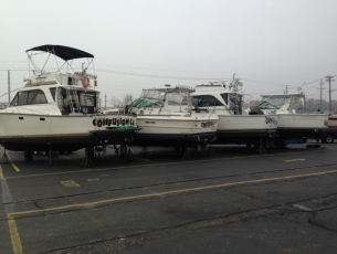 Storage Confusion Boats 2013