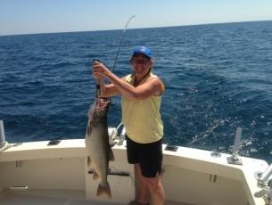 Gals and Fish
