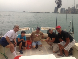 Perch Fishing 2013 Confusion Charters
