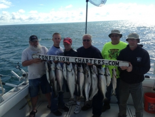 Rack Shots 2013 Confusion Charters