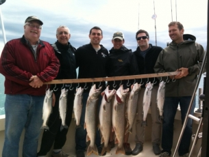 2013 Rack Shot Confusion Charters